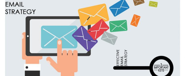 3 Important Keys to an Effective Email Marketing Strategy