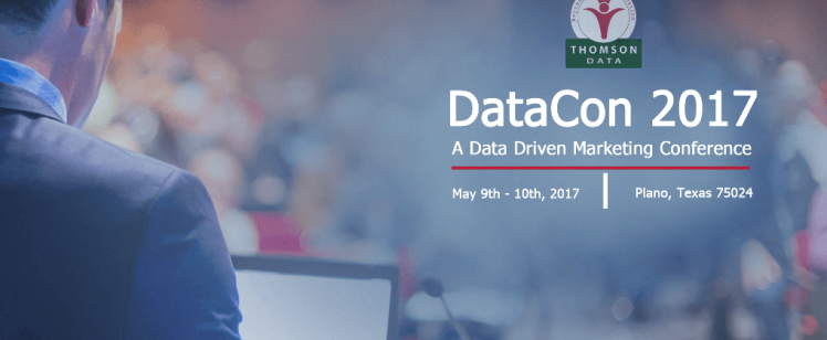 Thomson Data Announces DataCon 2017