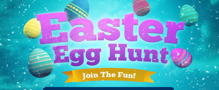 Celebrate Easter with Bunny Costume and Easter Egg Hunt