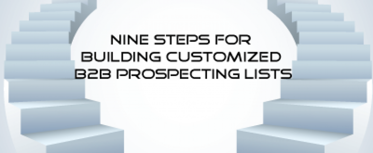 Customized B2B Prospecting Lists